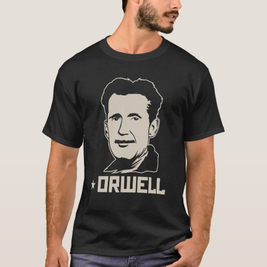 George Orwell 84 1984 jersey T-Shirt