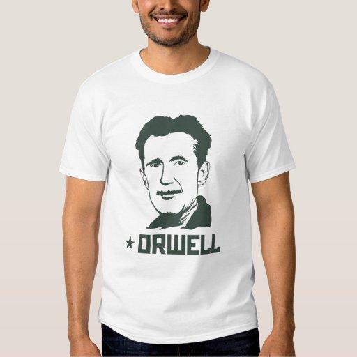 George Orwell 84 1984 jersey T Shirts