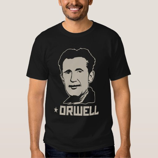 George Orwell 84 1984 jersey T Shirts