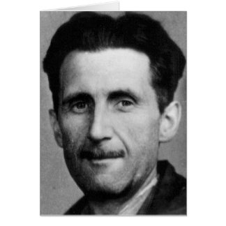 george orwell cards