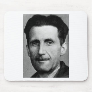 george orwell mouse mat