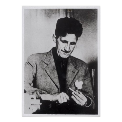 George Orwell Posters