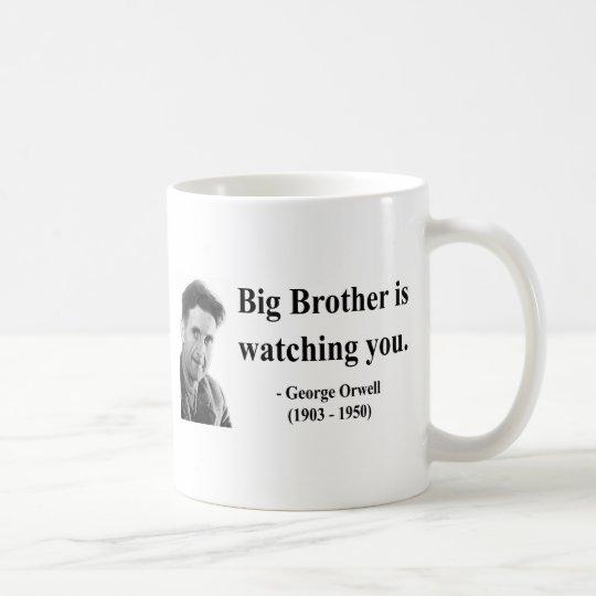 George Orwell Quote 5b Coffee Mug