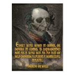 George Orwell Quote on Wartime Propaganda