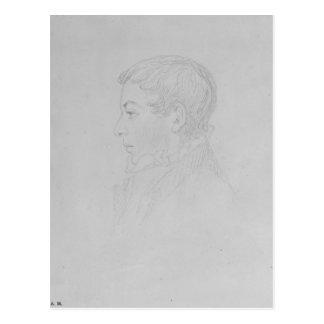 George Parker Bidder, 1819 Postcard