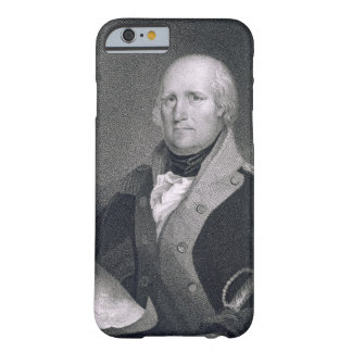 George Rogers Clark (1752-1818) engraved by Thomas Barely There iPhone 6 Case