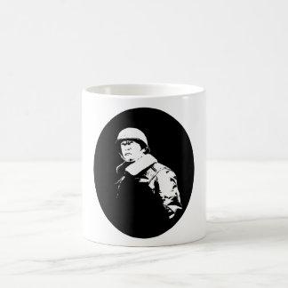 George S. Patton Jr. Basic White Mug