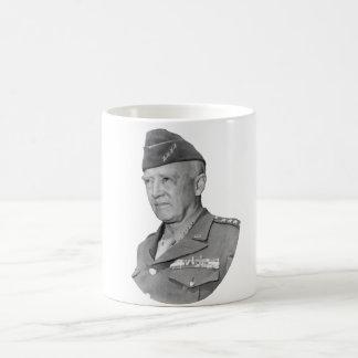 George S. Patton Classic White Coffee Mug