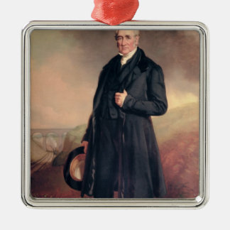 George Stephenson Christmas Ornament