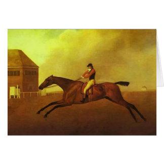 George Stubbs Baronet Card