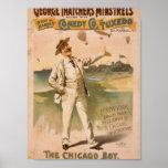George Thatcher's Minstrels, 'The Chicago Boy'