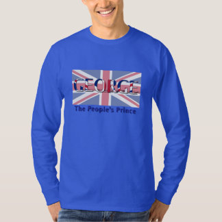 George - The People's Prince T-Shirt