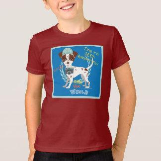 George: Time to Seek Adventure! T-Shirt