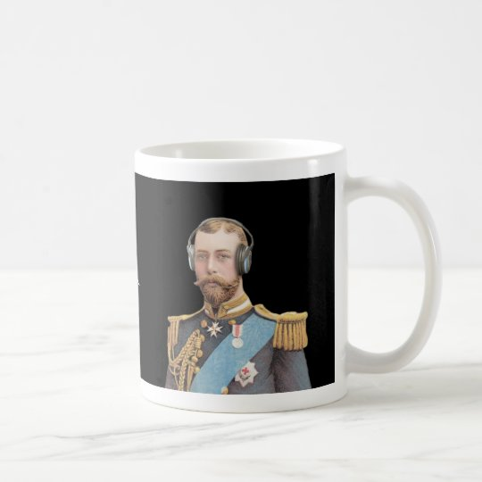 George V Rex Factor Mug