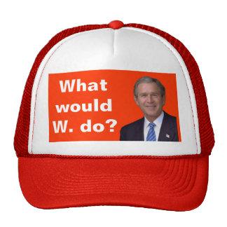 George W. Bush 2 Cap