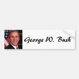 George W Bush Bumper Stickers
