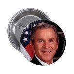 George W Bush Button
