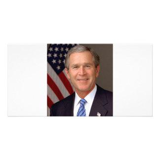 George W Bush Card
