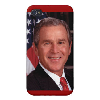 George W Bush Case For iPhone 4