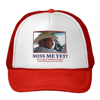 George W. Bush Hats