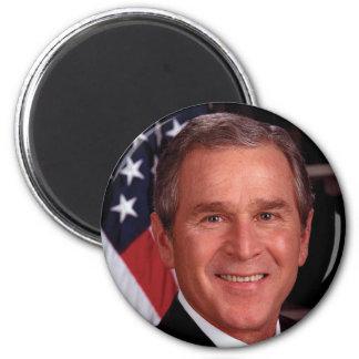 George W Bush Refrigerator Magnets