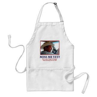George W Bush - Miss Me Yet Standard Apron