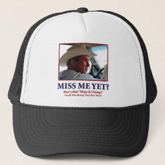 George W Bush - Miss Me Yet Trucker Hat