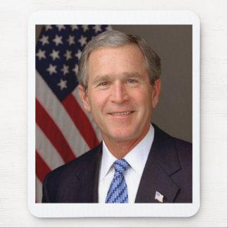 George W. Bush Mouse Pads