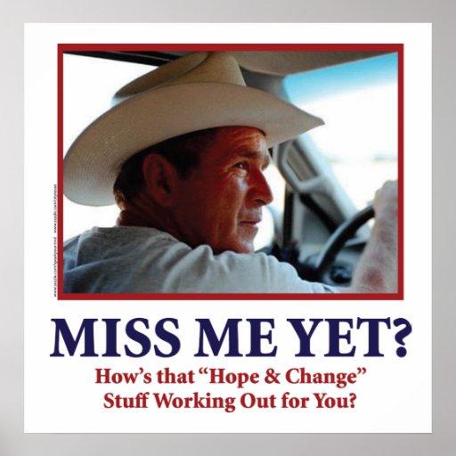 George W. Bush Print