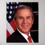 George W Bush Print