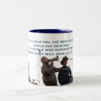 George W. Bush Quote Mug