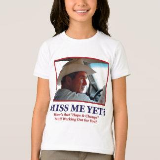 George W. Bush T Shirts