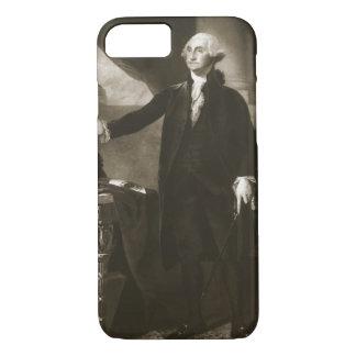 George Washington, 1st President of the United Sta iPhone 7 Case