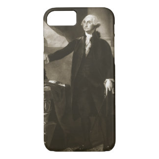 George Washington, 1st President of the United Sta iPhone 8/7 Case