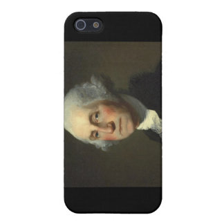 """George Washington """"Actions Not Words"""" Wisdom Gifts iPhone 5 Cases"""