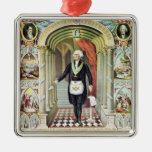 George Washington as a Freemason Ornament