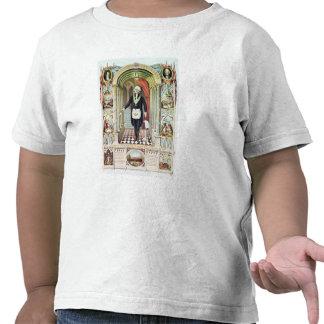 George Washington as a Freemason Tshirt