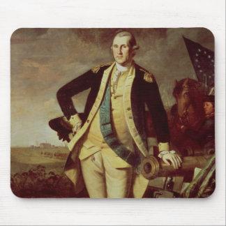 George Washington at Princeton, 1779 Mouse Mat