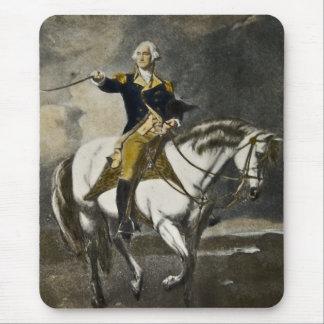 George Washington at Trenton Mouse Mat