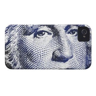 George Washington Blues - iPhone Case Case-Mate iPhone 4 Cases