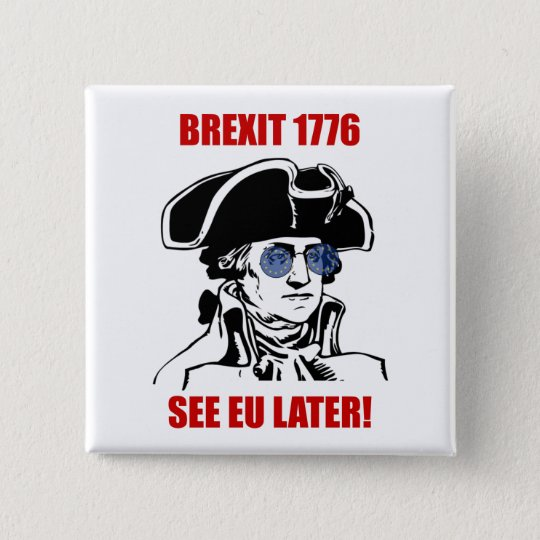George Washington Brexit 1776 EU Flag Sunglasses 15