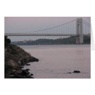 George Washington Bridge Card
