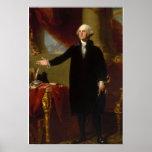George Washington by Gilbert Stuart Poster