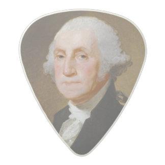 George Washington, c.1821 (oil on canvas) Acetal Guitar Pick