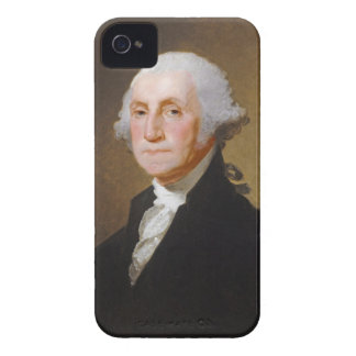 George Washington, c.1821 (oil on canvas) iPhone 4 Case-Mate Cases