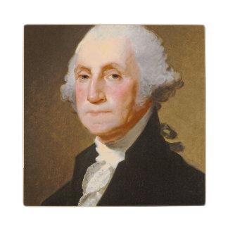 George Washington, c.1821 (oil on canvas) Wood Coaster