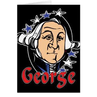 George Washington Note Card
