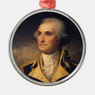 George Washington Christmas Ornament