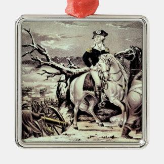 George Washington crossing the Delaware Christmas Ornament