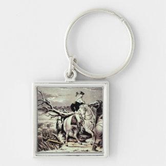 George Washington crossing the Delaware Key Ring
